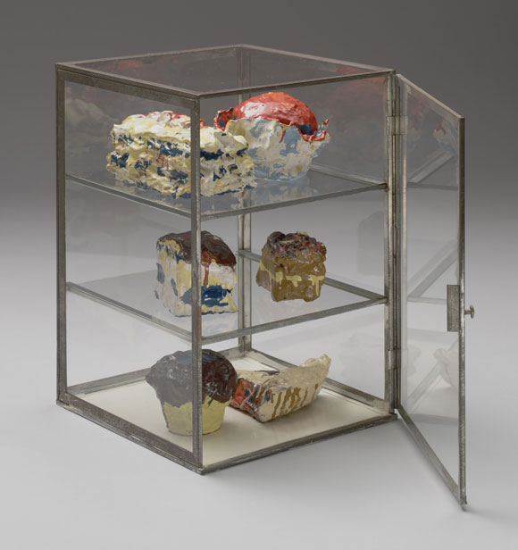 Claes Oldenburg, Pastry Case, 1961