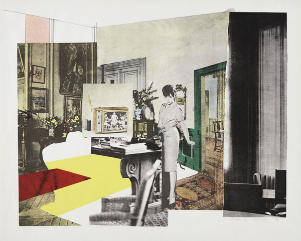 Richard Hamilton, Interior, 1964