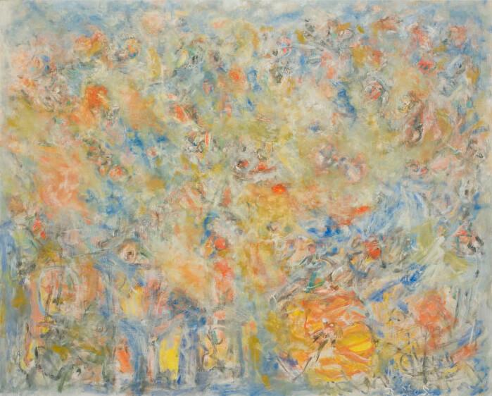 Slivije Arc Popovič: Ciklus mutacije - Veterna svetloba, 2012